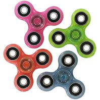 Finger Fidget Spinner , Glow in the dark
