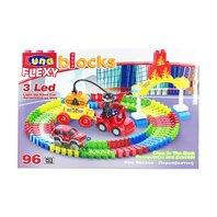 FLEXI BLOCKS Pompierii  96 piese, 38,3?28,2?8,5cm