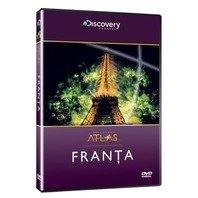 DVD Franta, Colectia Atlasul Lumii