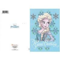 Frozen Felicitare Elsa (1)