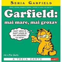 GARFIELD #3. GARFIELD: mai mare, mai grozav