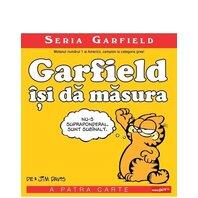 GARFIELD #4. GARFIELD isi da masura