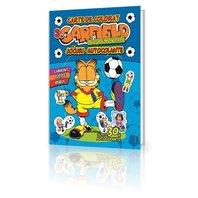 Carte de colorat Garfield Campionatul Mondial