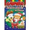 Garfield - Carte de colorat de Craciun si stickere