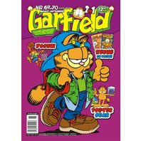 Garfield Revista nr. 69-70