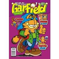 Garfield Revista nr. 69-70