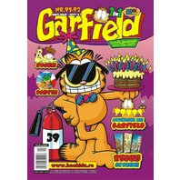 Garfield Revista nr. 91-92