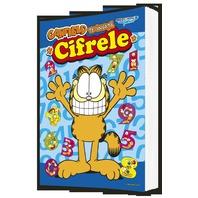Garfield te invata cifrele