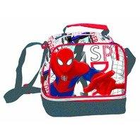 Geanta pranz Spiderman