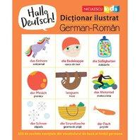 HALLO DEUTSCH! Dictionar ilustrat german-roman