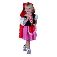 Costum Scufita Rosie, 2-4 ani