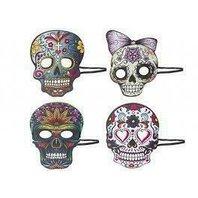 Halloween-Masca Candy Skull