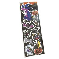 Halloween Stickere de fereeastra, stralucitoare in intuneric