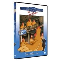 DVD Hans Christian Andersen. The fairytaler - Totul e adevarat!.  Sticluta