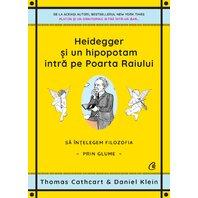 Heidegger și un hipopotam intră pe Poarta Raiului. Să înțelegem filozofia prin glume