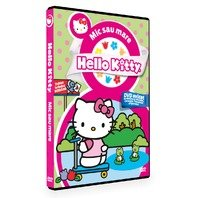 DVD Hello Kitty - Mic sau mare