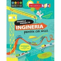 Ingineria pentru cei mici. Primele proiecte