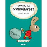 Învaţă să economiseşti (Seria Moneybunny)