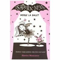 Isadora Moon merge la balet