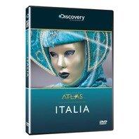 DVD Italia, Colectia Atlasul Lumii
