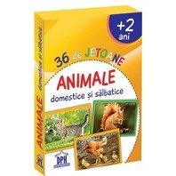 JETOANE ANIMALE DOMESTICE SI SALBATICE