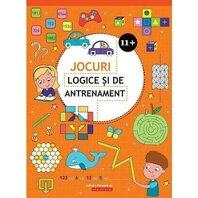 JOCURI LOGICE SI DE ANTRENAMENT. 11 ANI+