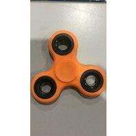 Jucarie Antistres Finger Fidget Whirlerz Spinner portocaliu  pentru copii si adulti
