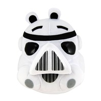 Jucarie de plus Star Wars Angry Birds Storm Trooper, 15 cm