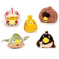 Jucarii de plus Colectie Star Wars Angry Birds