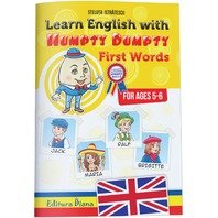 Learn English with Humpty Dumpty - first words
