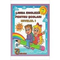 Limba engleza pentru scolari nivelul I. Ed. 2 (Romanian Edition)