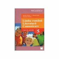 Limba romana - Cls. a V-a Literatura, Comunicare - Caiet de exercitii