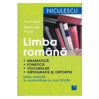Limba romana. Gramatica, fonetica, vocabular - Ion Popa, Marinela Popa