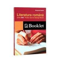 Literatura romana - bac- poezia