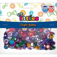 Littlies - Forme colorate 10mm, 13gr