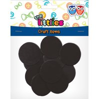 LITTLIES - SET 10 MAGNETI ROTUNZI