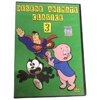 DVD Desene animate clasice 3 - Looney Tunes