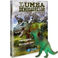 DVD Lumea Dinozaurilor - Pradatori gigantici. Atacul cangurilor ucigasi + jucarie