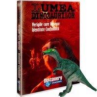 DVD Lumea dinozaurilor Verigile care lipseau - Identitate confundata + jucarie
