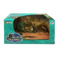 LUNA - Dinozauri 2 - 2 buc 19x11x11 cm