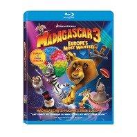 BD Madagascar 3: Fugariti prin Europa
