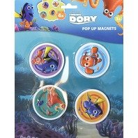 Magneti Pop up Finding Dory