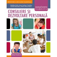 MANUAL CLS. V. CONSILIERE SI DEZVOLTARE PERSONALA
