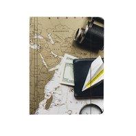 Mapa Travel cu elastic