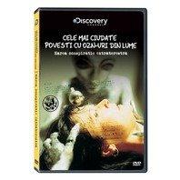 DVD Cele mai ciudate povesti cu OZN-uri din lume: Marea Conspiratie Extraterestra