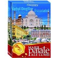 Mari palate ale lumii, Colectie 3 DVD-uri