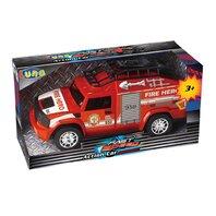 Masina de pompieri cu frictiune 34X14X17CM LUNA
