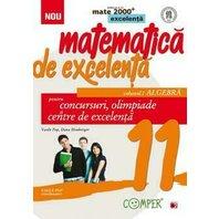 MATE EXCELENTA. CLS. XI. ALGEBRA. ED. 2