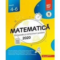 Matematica. Olimpiade si concursuri scolare 2020. Clasele IV-VI