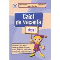 CAIET DE VACANTA - CLASA I